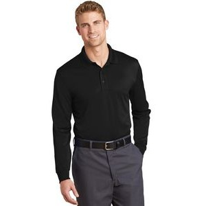 CornerStone® Select Snag-Proof Long Sleeve Polo Shirt