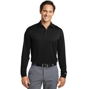 Nike Golf Long Sleeve Dri-FIT Stretch Tech Polo Shirt