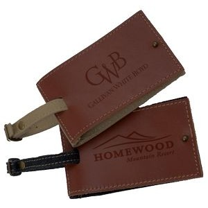 Culloden Luggage Tag